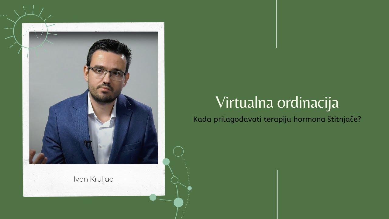 Dr. sc. Ivan Kruljac - Virtualna Ordinacija