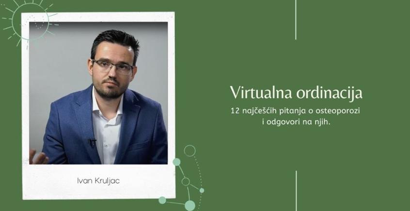Dr. sc. Ivan Kruljac - Osteoporoza